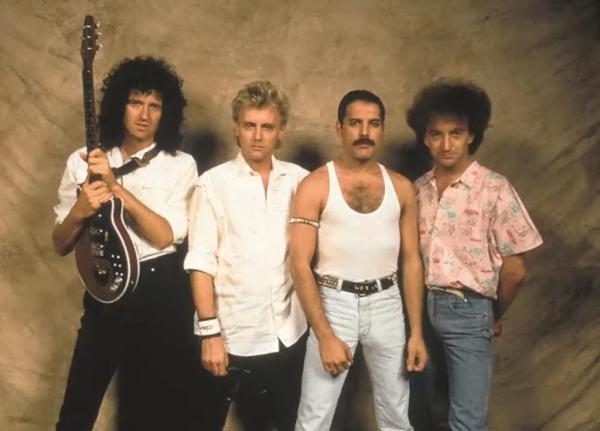 Группа Queen. История.