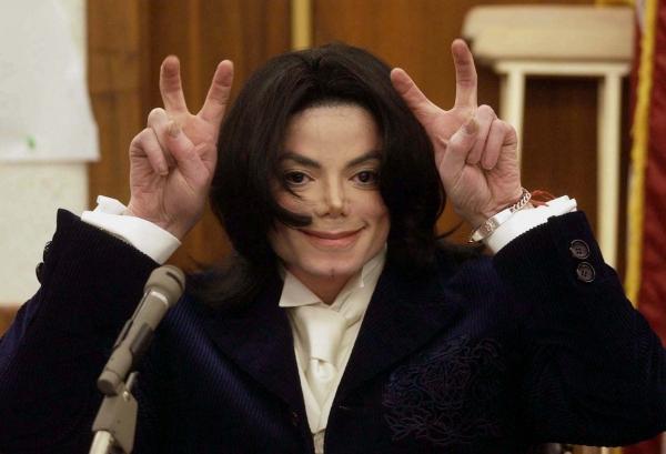 Майкл Джексон боялся смерти