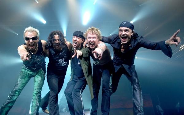 История группы Scorpions
