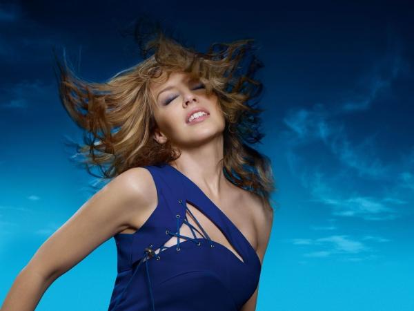 Новый клип Kylie Minogue – Into The Blue