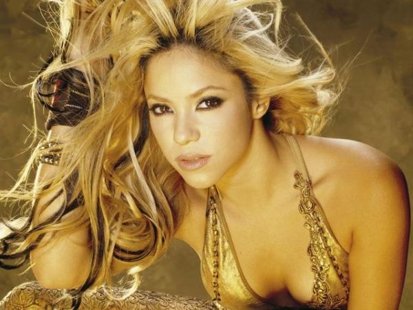 Новый клип Shakira – Dare
