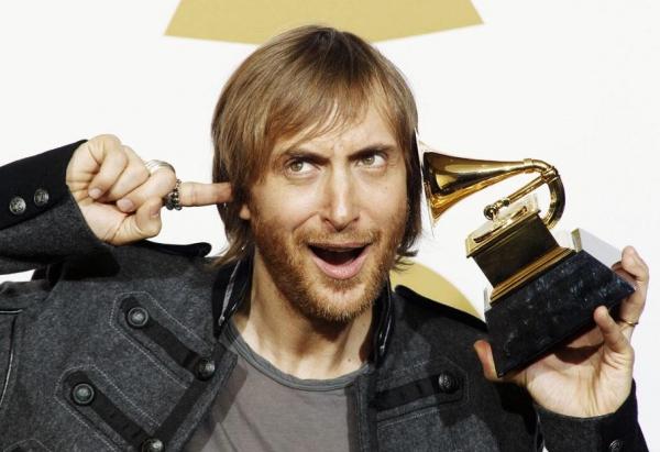Клип Дэвида Гетты (David Guetta) — Blast Off
