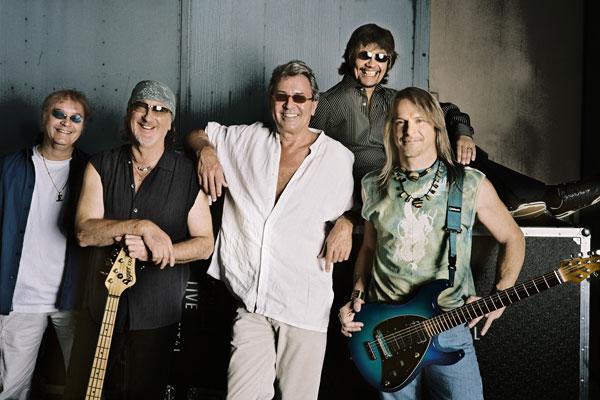 История легендарной рок-группы Deep Purple
