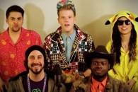Клип группы Pentatonix — We Are Ninjas