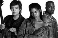 Клип Рианны (Rihanna) – FourFiveSeconds