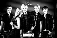 Клип группы R5 — Let's Not Be Alone Tonight