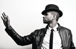 Клип Ашера (Usher) — Chains