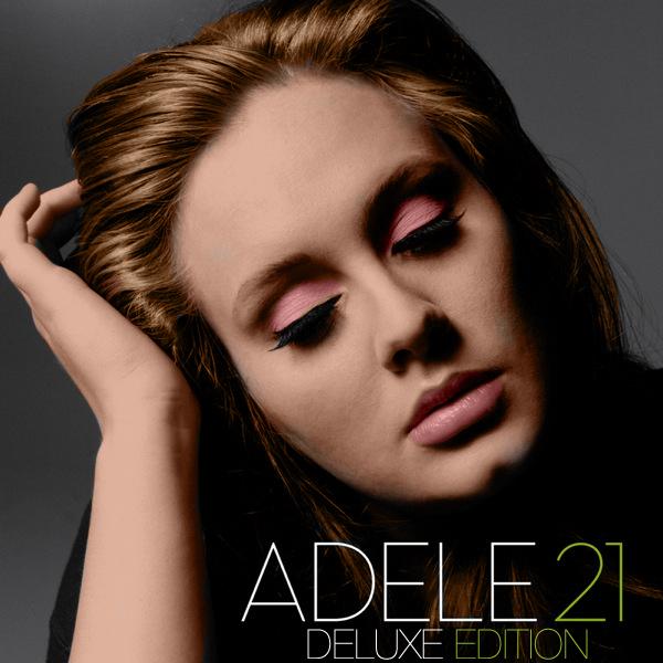 Два альбома Адель покоряют британские чарты