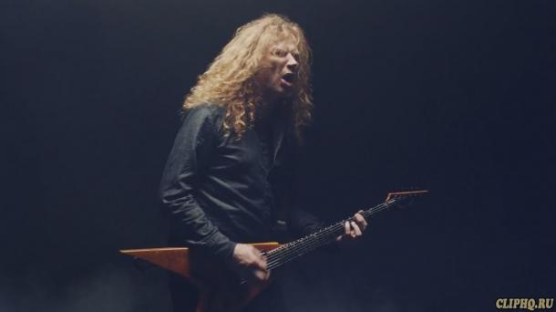 Megadeth выпустила клип