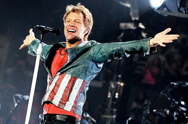 Bon Jovi рекламирует свой четырнадцатый альбом