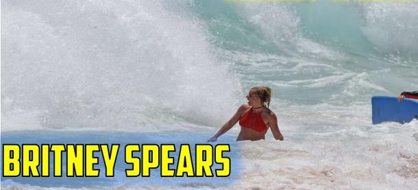 Бритни Спирс чудом избежала смерти
