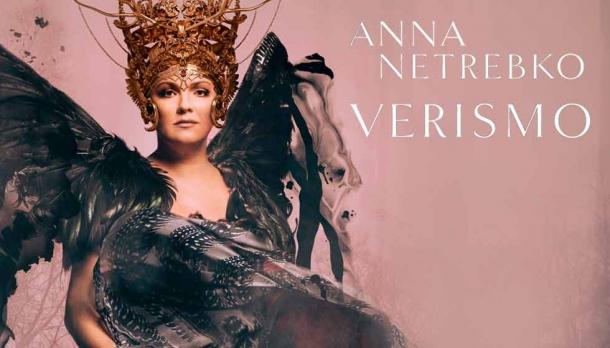 Анна Нетребко выпустила новый альбом