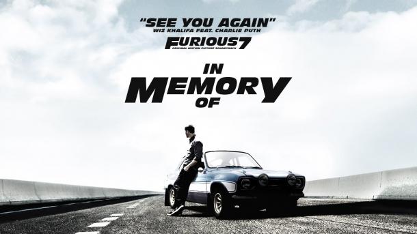 "Wiz Khalifa и Charlie Puth: 2 миллиарда просмотров See You Again (""Форсаж 7"")"