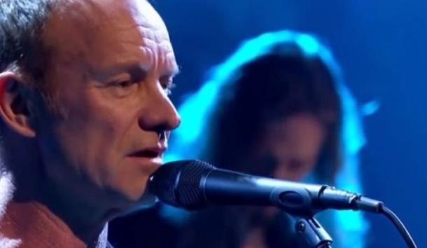 Стинг сыграл новую песню, вдохновленную Дэвидом Боуи и Принцем