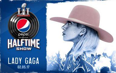 Леди Гага выступит на Super Bowl 2017