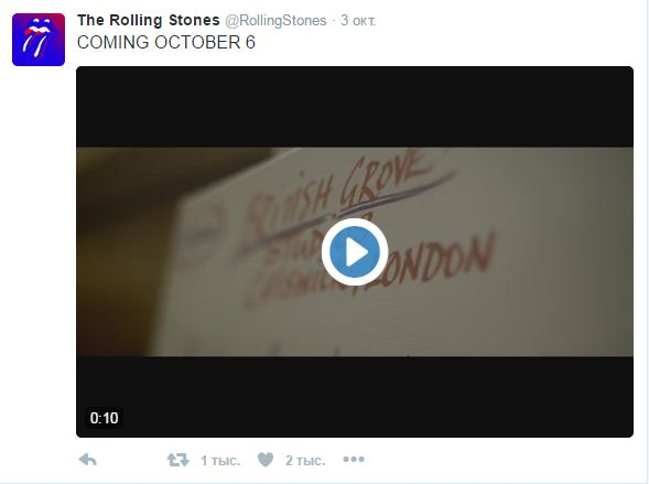 Новый диск The Rolling Stones в ближайшее время? Сегодня станет известно