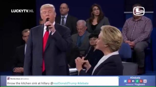 «Танцующие» кандидаты на пост президента США