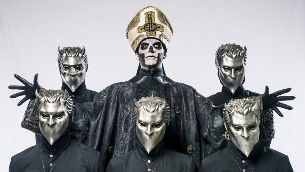 Новый альбом Ghost в 2017 году