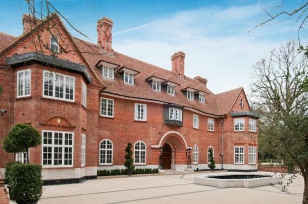 Джастин Бибер переезжает в Лондон в роскошную резиденцию