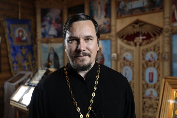 Рэпер-священник из Чувашии