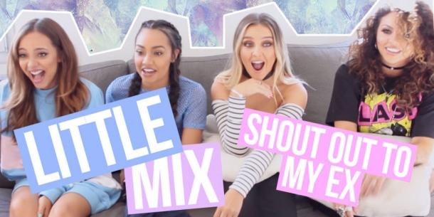 Little Mix с новым клипом Shout Out To My Ex