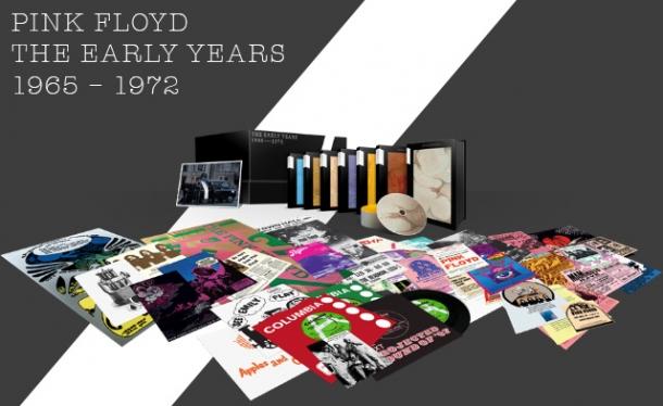 Pink Floyd: неизвестная запись, сделанная 50 лет назад