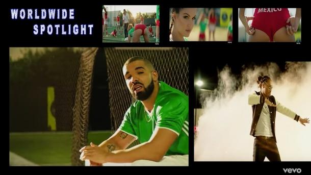 Future и Drake в новом клипе