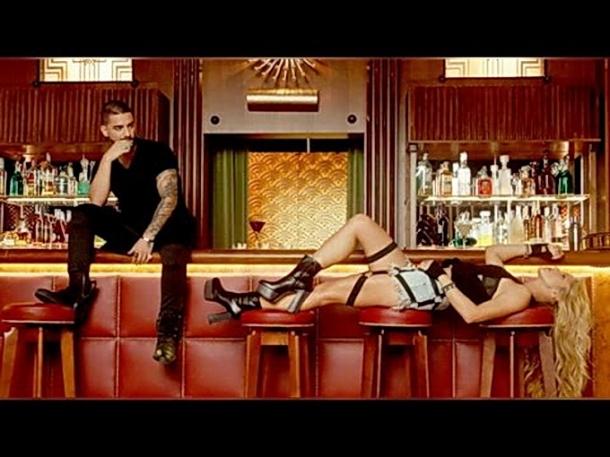 Шакира, Maluma и Chantaje (новый клип)