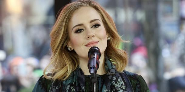 Адель не явилась на вручение премии BBC Music Awards
