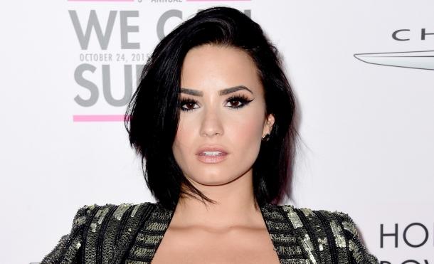 Новый тренд в сети: Demi Lovato Callenge