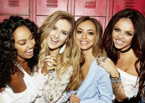 Новый клип Little Mix – более 12,5 млн просмотров за 4 дня