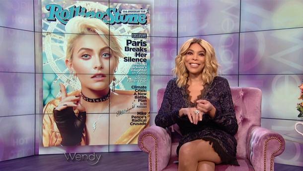 Пэрис Джексона подверглась критике после интервью для журнала Rolling Stone