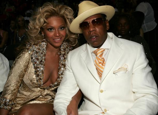Бейонсе и Jay-Z: история их любви в фотографиях