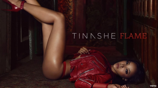 Tinsahe представляет горячий сингл Flame