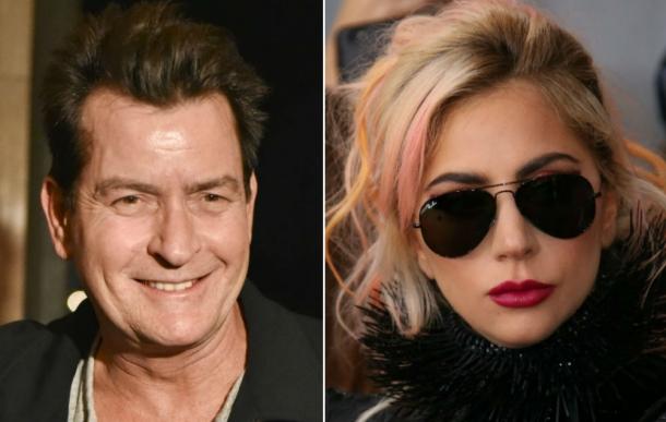 Чарли Шин: Леди Гага предлагала мне станцевать обнаженным