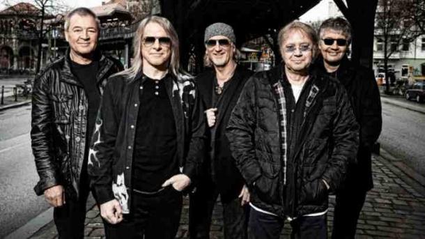 7 апреля – премьера нового альбома Deep Purple