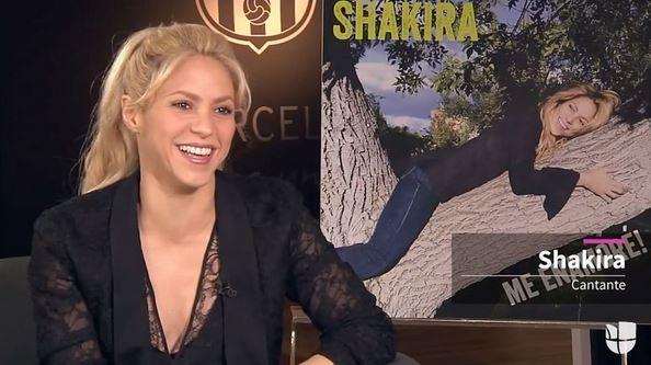 Шакира заявила Жерару: я влюбилась