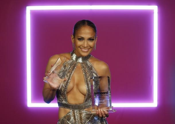 Latin Music Awards: все восхищенные взоры собрала Джей Ло