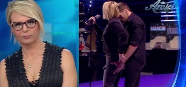 Скандал в Италии: к певице приставали во время выступления на ТВ