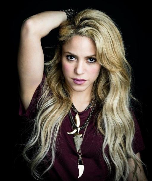 Шакира: «музыка стала трамплином»