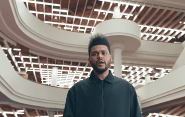 Новый клип The Weeknd