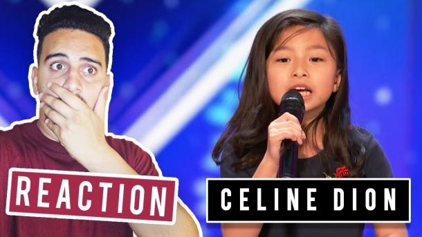 9-летняя Селин покорила зрителей и жюри America's Got Talent 2017