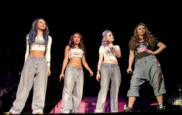 Панические атаки на концерте Little Mix. Что произошло?