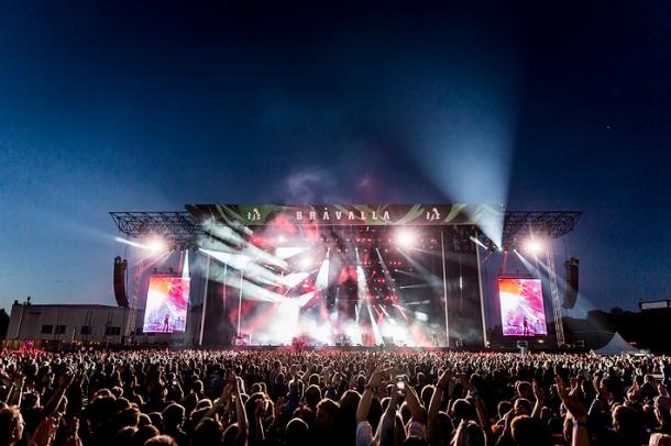 Музыкальный фестиваль только для женщин?