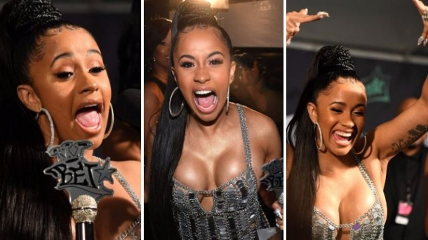 Bet Hip Hop Awards 2017: Cardi B смела конкурентов
