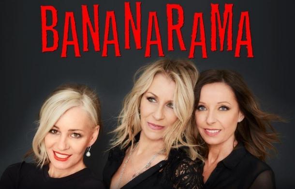 Bananarama: организует одну большую вечеринку