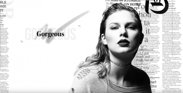 Тейлор Свифт: «Gorgeous» – песня о ее парне