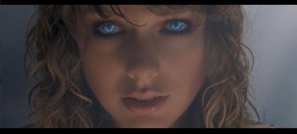 Научно-фантастическая стилистика нового видеоклипа Тейлор Свифт: смотрите прямо сейчас