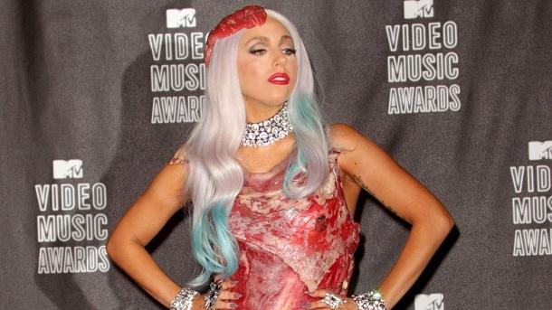 Новая восковая фигура Леди Гага вызвала смех у интернет-пользователей