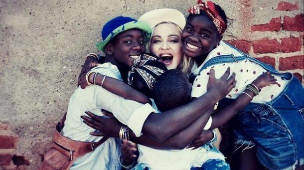 Мадонна строит новые школы в Малави